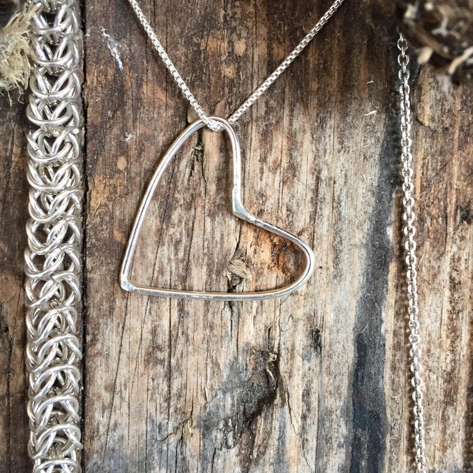 Alida G. Ramsø - sølvsmykker